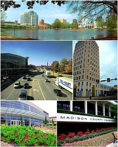 Know All About Huntsville, Alabama
